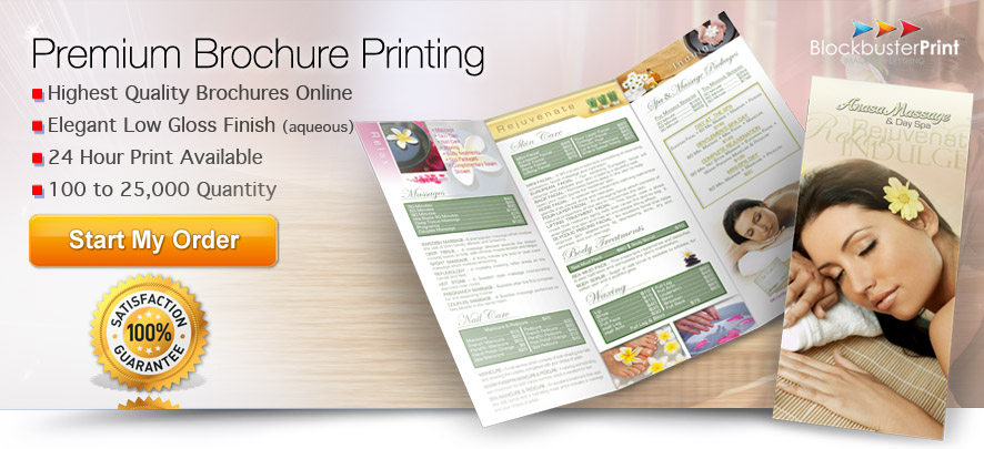 trifold brochures printing online