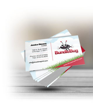 Color Business Card Printing Service