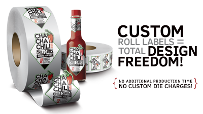 Roll Labels Printing Service Print Roll Of Stickers - Custom die cut stickers printing