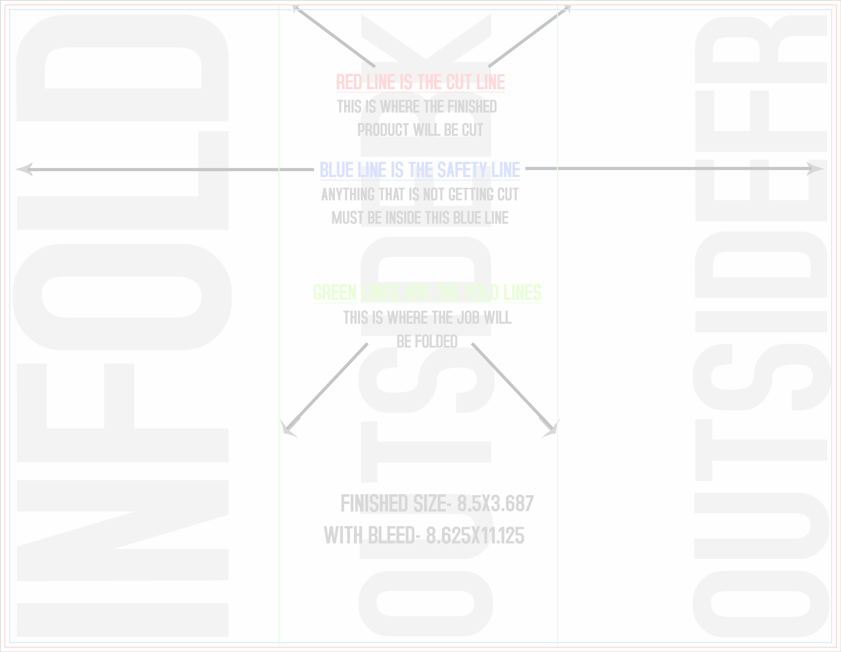 Free Printing Templates Psd Jpeg For Print Products